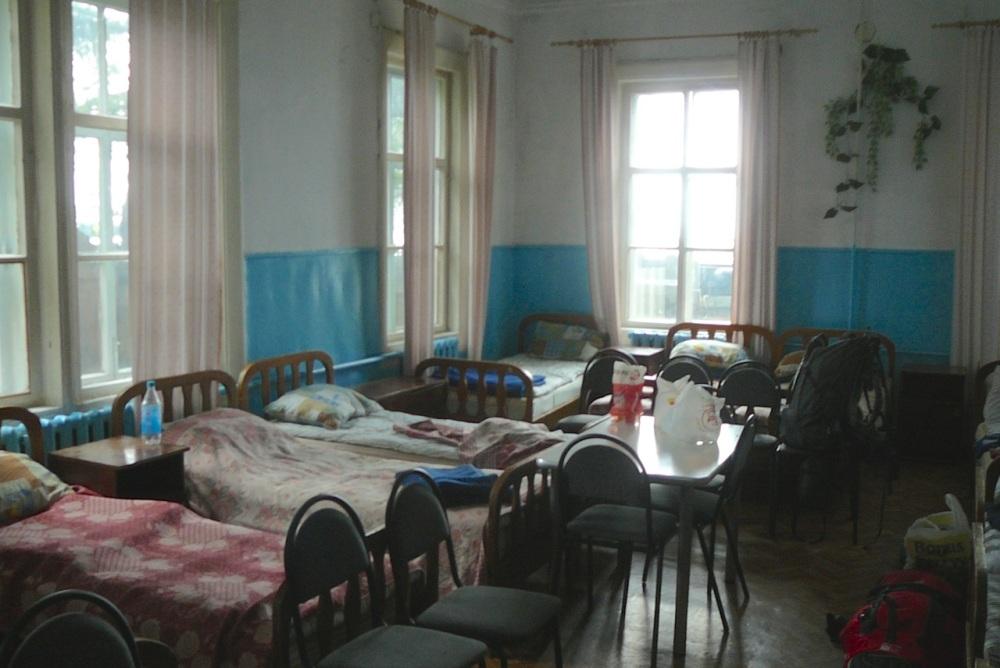 Listvyanka-hostelli