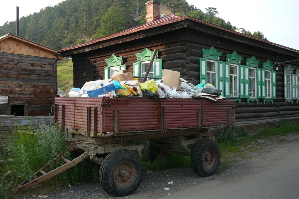 Listvyanka-Venäjä