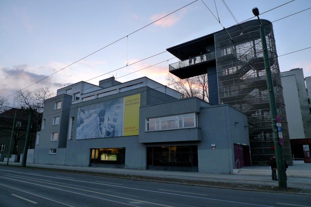 Berliini muuri nähtävyys