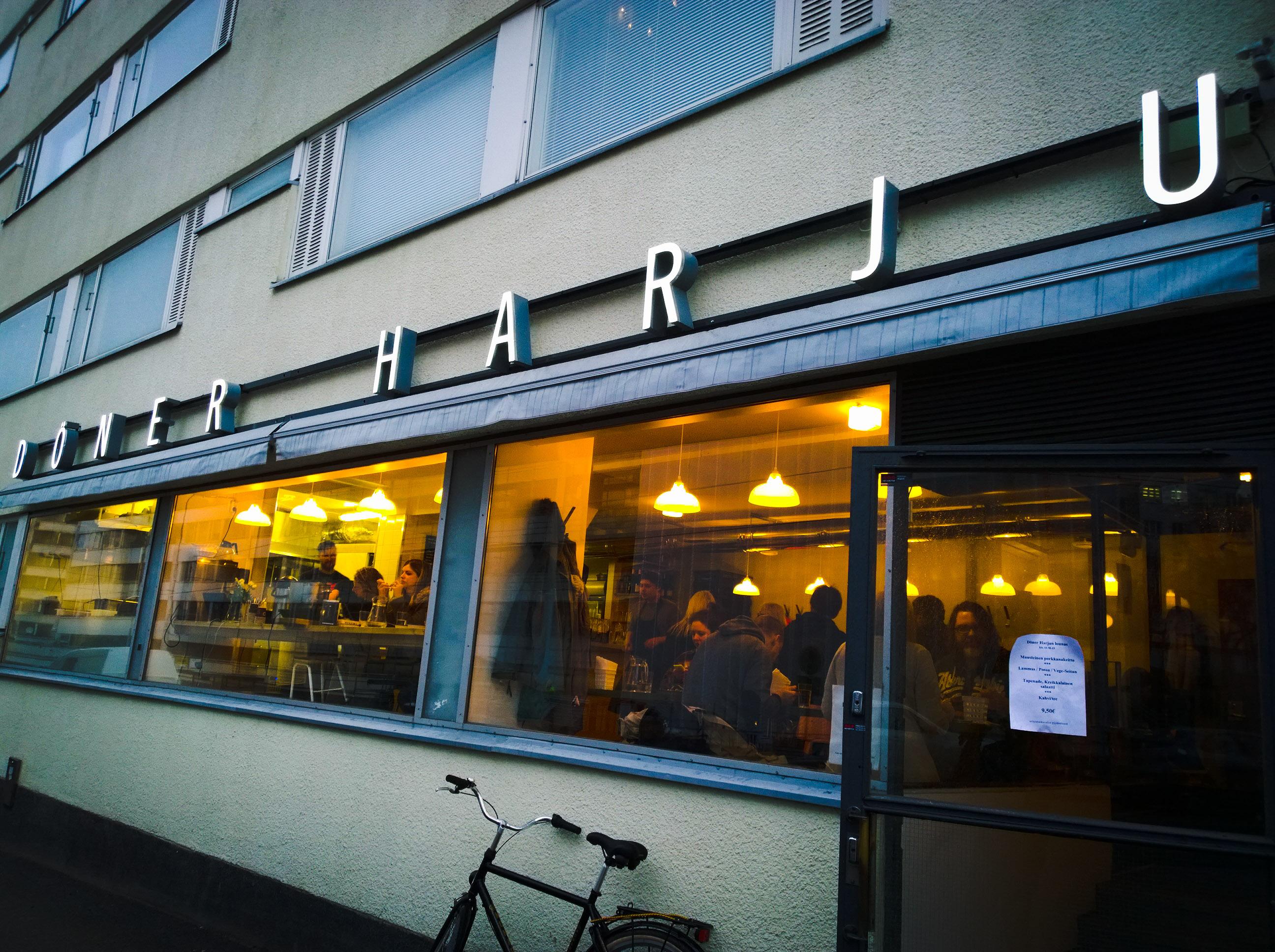Döner Harju – Helsingin ylistetyintä kebabia
