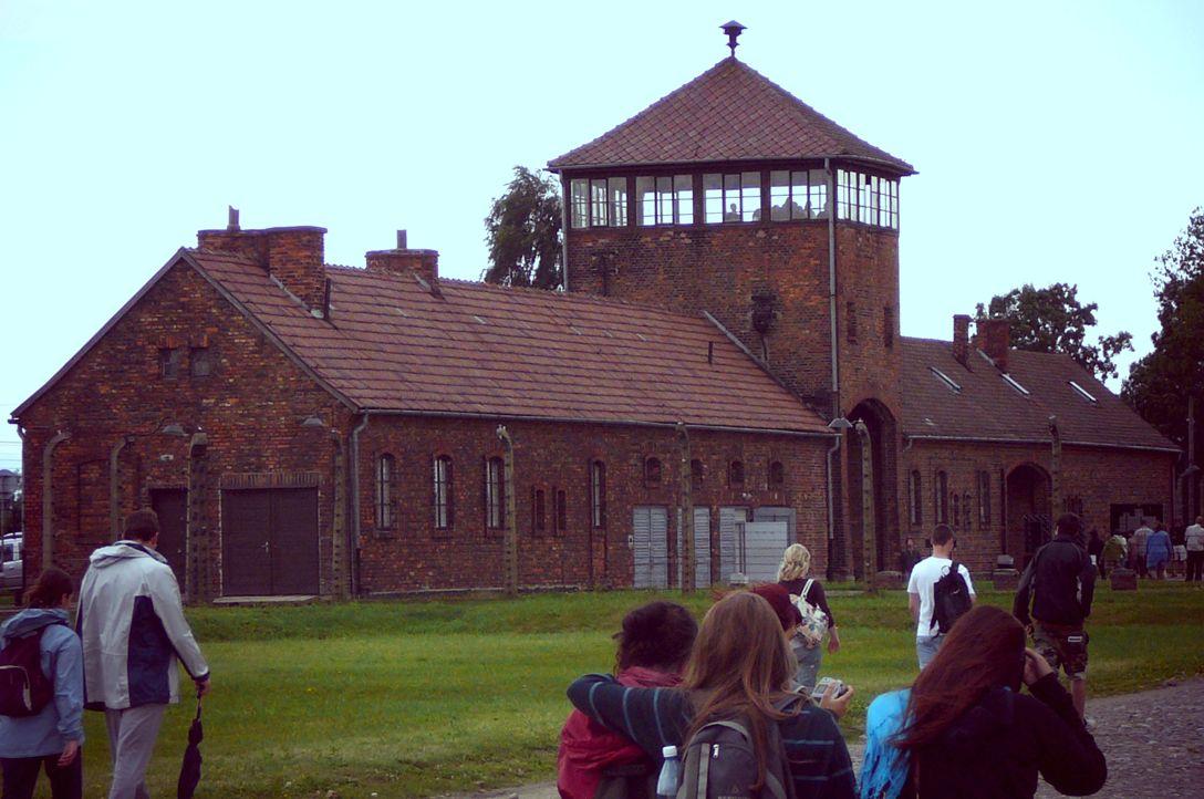 Auschwitz matka Krakova