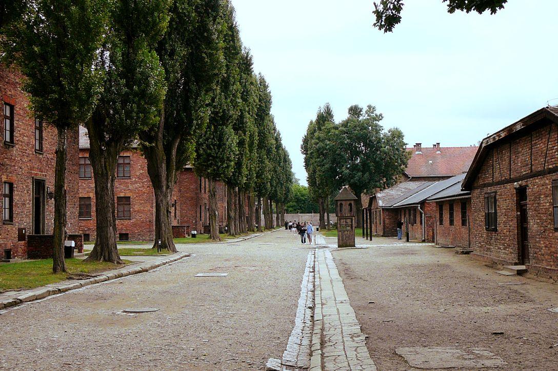 Auschwitz matka Puola