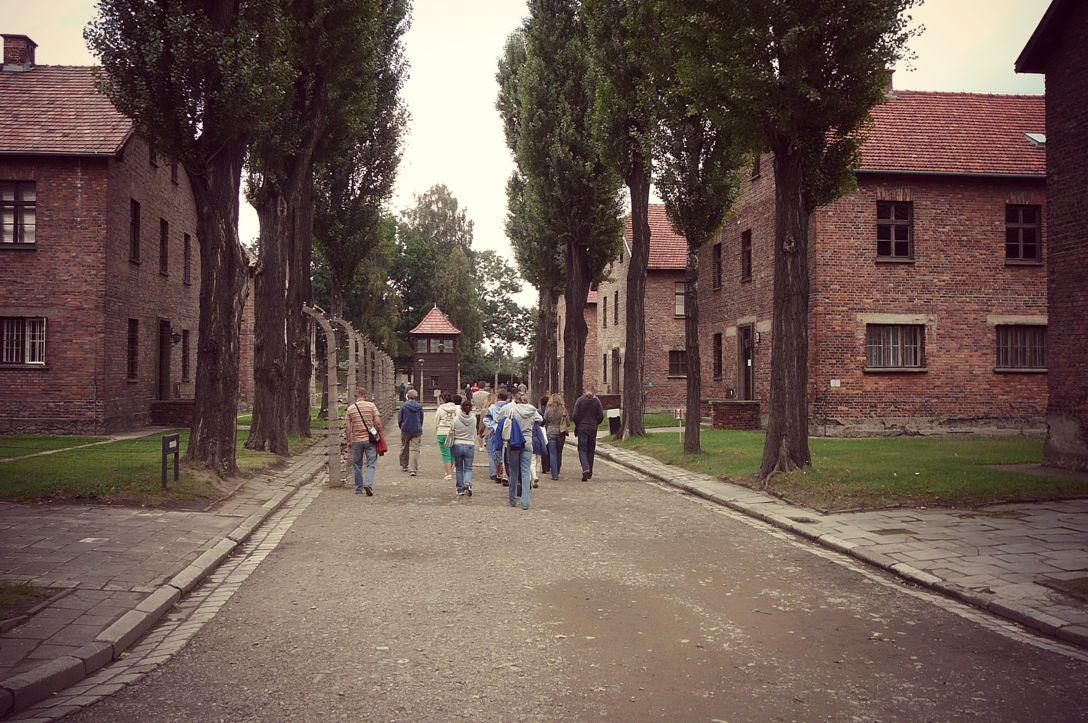 Auschwitz blogi