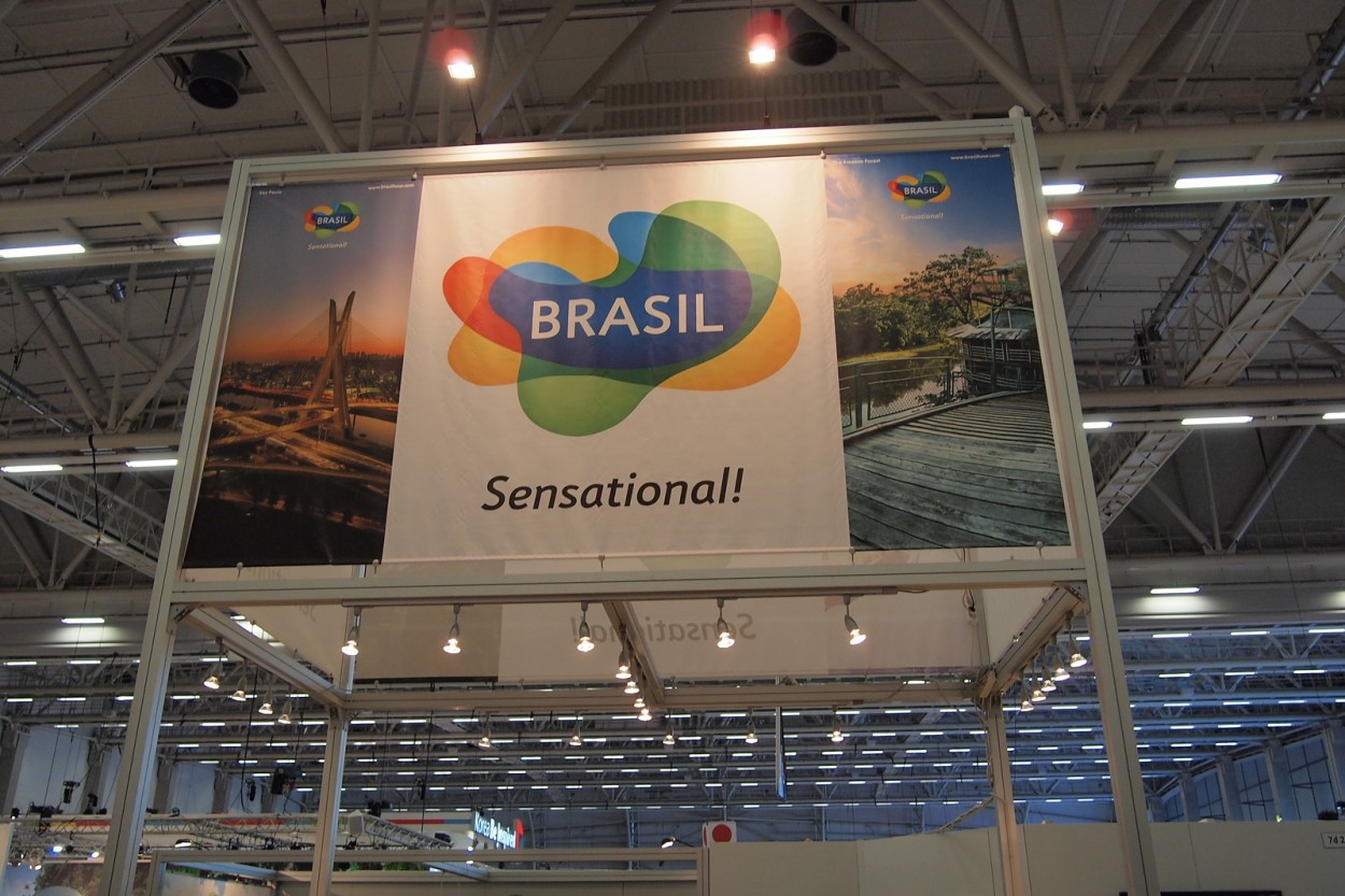 Matkamessut-Brasilia