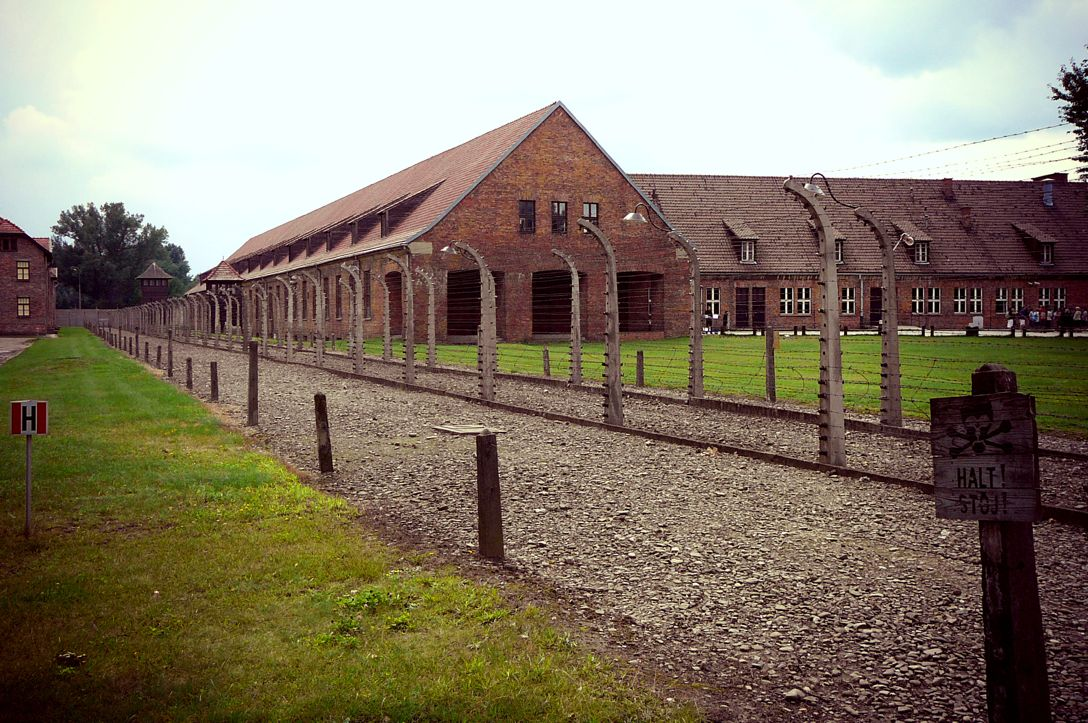 Puola Auschwitz blogi