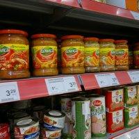 Puolalaiset elintarvikkeet rantautuvat Suomeen