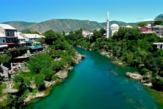 Mostar - kontrastien kaupunki