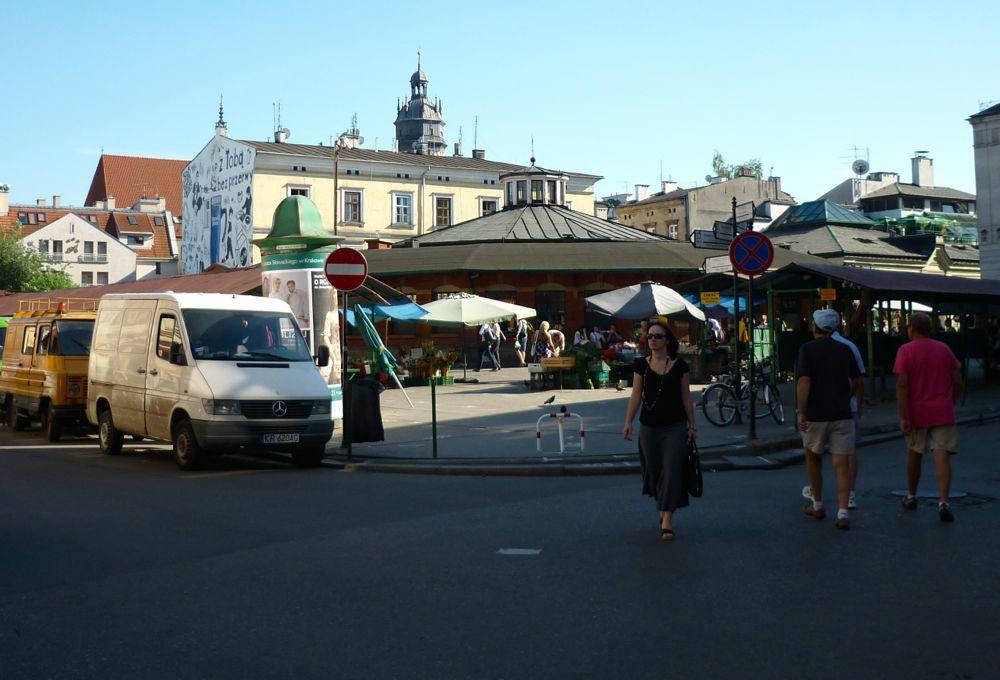 Krakova Kazimierz