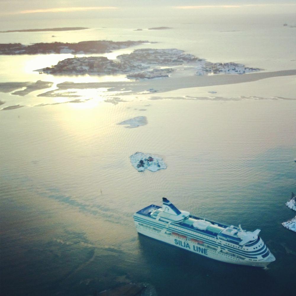Helsingin saaristo ilmasta