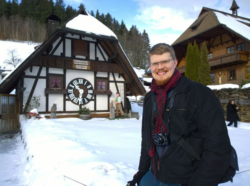 Frankfurtista Schwarzwaldiin