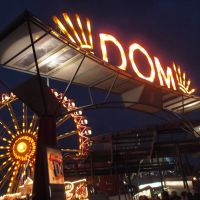 Hampurin Dom – huvipuisto hämäävällä nimellä
