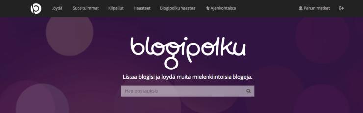 Miten etsiä ja seurata blogeja?