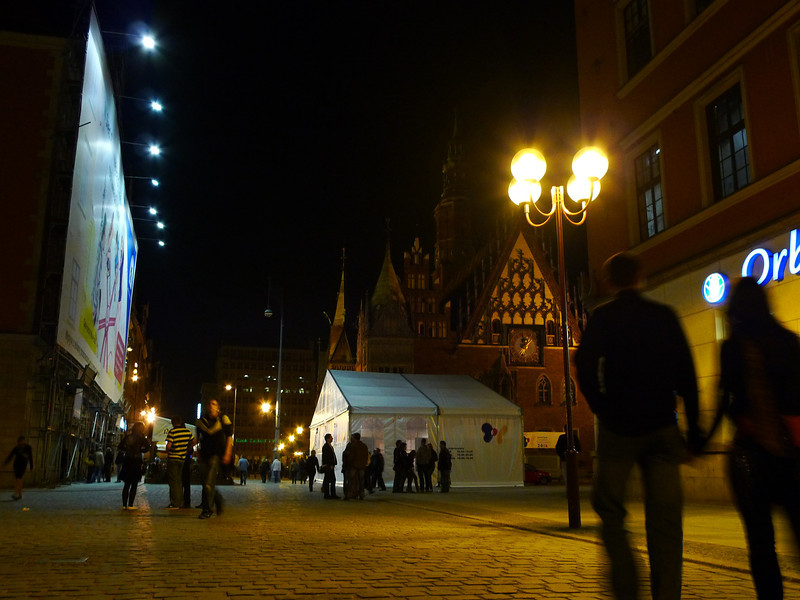 Wroclaw kokemuksia