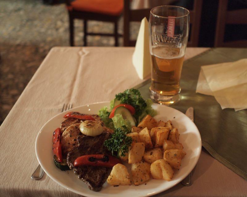 Varsova ravintolat