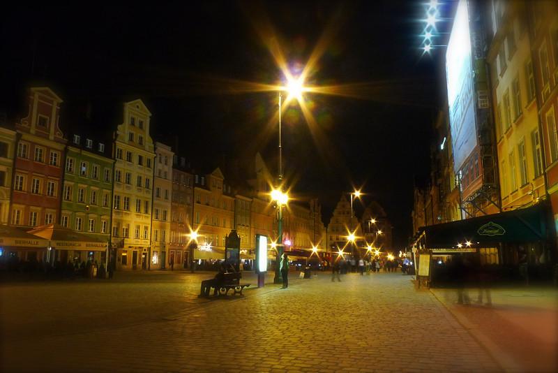 Wroclaw vanhakaupunki