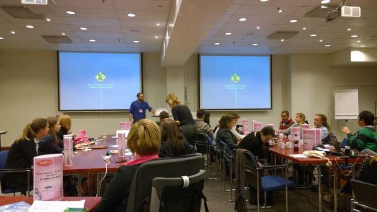 Nordic Bloggers' Experience kokemuksia