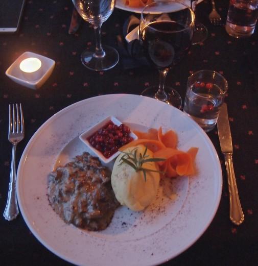 Ruotsi ruoka