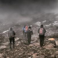 Eeppisiä vaellustunnelmia Ruotsin Lapissa