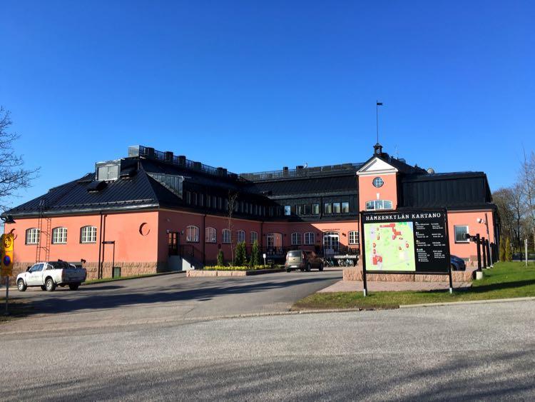 Gradun palauttamisen jälkeisenä päivänä osallistuin ajankäytön tehostamisen koulutukseen Hämeenkylän kartanossa Vantaalla.