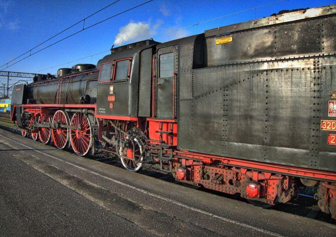 Puola junamatkustus