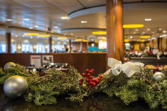 Viking XPRS joulubuffet