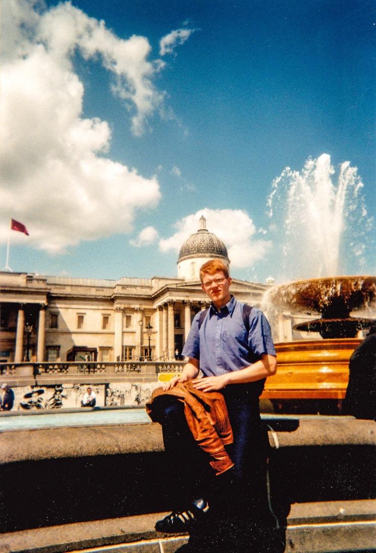 Kielikurssilla Lontoossa blogi